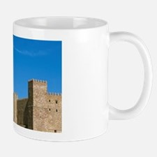 SIGUENZA. Castle built by Arabs in the  Mug
