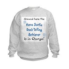Toller Charge Sweatshirt
