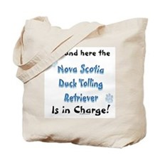 Toller Charge Tote Bag