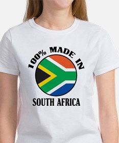 Made In South Africa Women's T-Shirt
