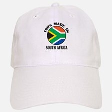 Made In South Africa Baseball Baseball Cap