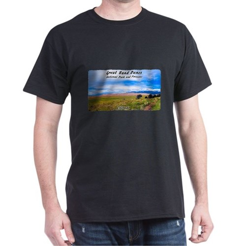 Great Sand Dunes National Park and Pr T-Shirt