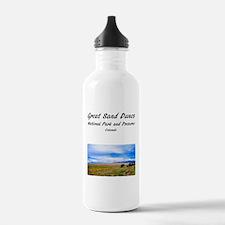 Great Sand Dunes Natio Water Bottle