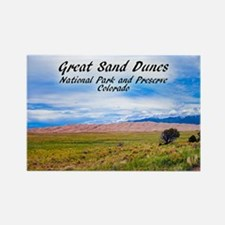 Great Sand Dunes National Park An Magnets