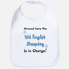 Sheepdogs Charge Bib