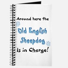 Sheepdogs Charge Journal