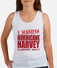 Funny Survived Women's Tank Top