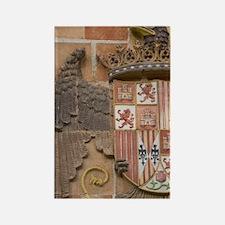 Spain, Castilla-La Mancha,Toledo. Rectangle Magnet