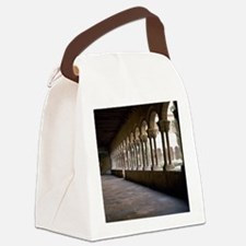 Romanesque Art. Monastery of Sant Canvas Lunch Bag