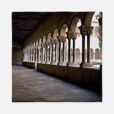Romanesque Art. Monastery of Santa Mar Queen Duvet