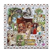 Wonderland Tile Coaster