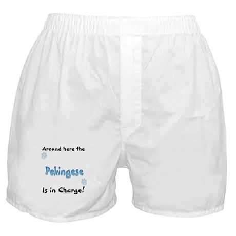Pekingese Charge Boxer Shorts