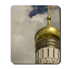 Russia. Moscow. Kremlin. Ivan the Great  Mousepad