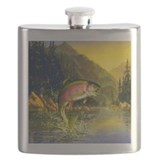 Trout Flask Bottles