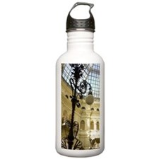 Russia. Moscow. Red Sq Water Bottle
