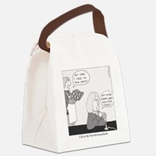 Newtons Canvas Lunch Bag