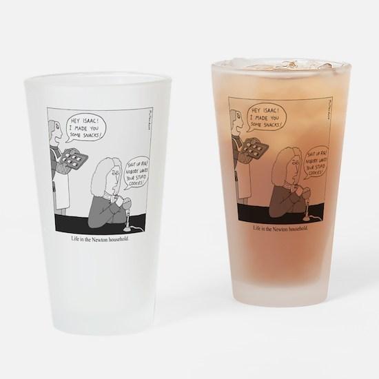 Newtons Drinking Glass