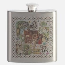 Wonderland Flask