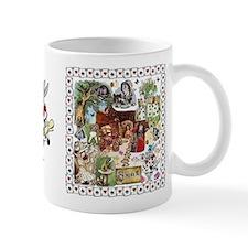 Wonderland Small Mug