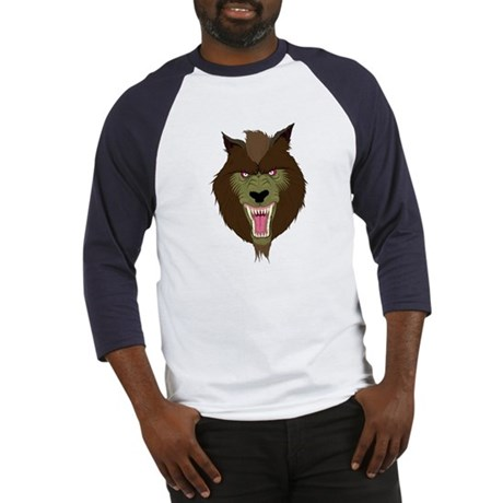 Werewolf Baseball Jersey