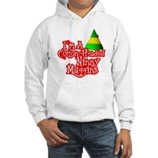 Cotton Headed Ninny Muggins BLK Hoodie