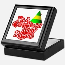 Cotton Headed Ninny Muggins BLK Keepsake Box