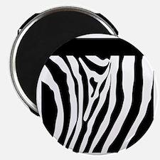 Trendy Zebra Stripe Nook Kindle Sleeve Magnet