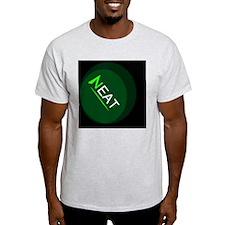neat sphere green T-Shirt