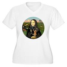 J-Mona-Rottweiler T-Shirt