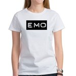 Emo Kid Emotional Label Women's T-Shirt