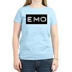 Emo Kid Emotional Label Women's Light T-Shirt