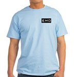 Emo Kid Emotional Label Light T-Shirt