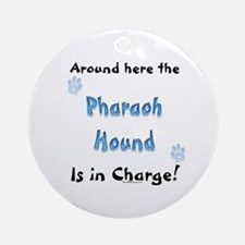 Pharaoh Charge Ornament (Round)