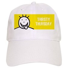 Thirsty Thursday Mug Baseball Cap