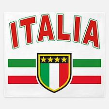 Italian Pride King Duvet