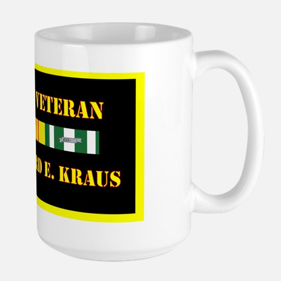 uss-richard-e-kraus-vietnam-veteran-lp Large Mug