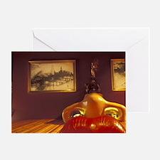 Mae West Room Greeting Card