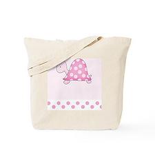Lonnies Pink Turtle Kindle Nook Tote Bag