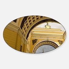 Russia. St. Petersburg. Alexander C Decal