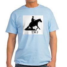 Reining Men's Light Colors T-Shirt