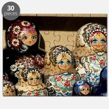 Cute Russian toy Puzzle