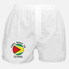 Made In Guyana Boxer Shorts