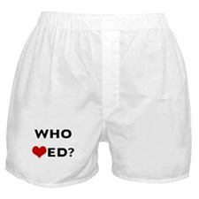 Who Hearted? Boxer Shorts