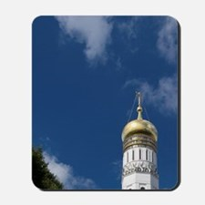 The Kremlin. Ivan the Great Bell Tower.  Mousepad