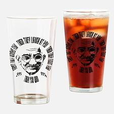 Gandhi-99-win-LTT Drinking Glass