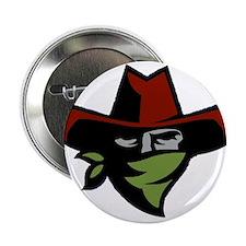 San Antonio Sixshooters Button