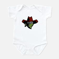 San Antonio Sixshooters Infant Bodysuit