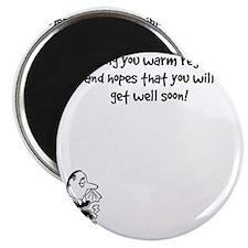 Get Well Inside Magnet