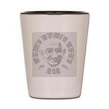 Gandhi-99-win-CRD Shot Glass
