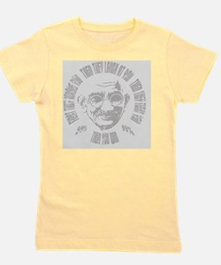 Gandhi-99-win-OV Girl's Tee
